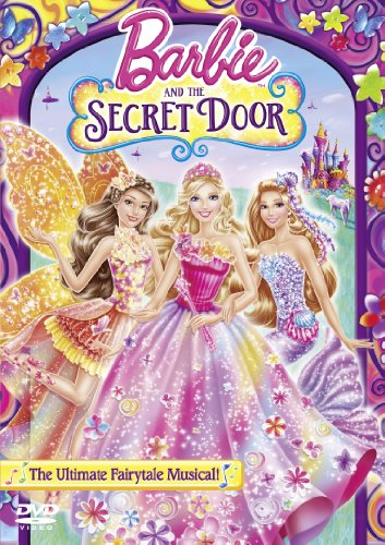 Barbie and the Secret Door (Includes Barbie Songbook) [DVD]
