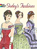 Godeys Fashions Coloring Book (Dover Fashion Coloring Book)