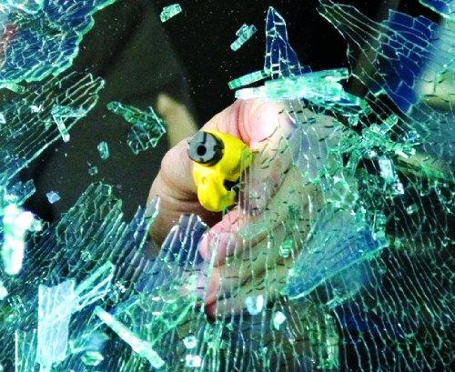 应对深圳暴雨,resqme便携式紧急救生锤,美国制造 (黄色),现价.49 - 第2张  | 淘她喜欢