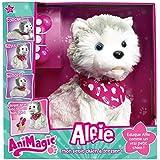Animagic - 31157.3100 - Peluche - Alfie - Mon Petit Chien À Dresser
