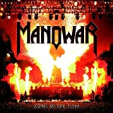 Gods Of War Live 2CDby Manowar