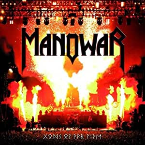 Gods Of War Live 2CD