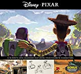 Disney Pixar Collection Wall Calendar (2015)