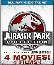 Jurassic Park 1-4 Collection [Blu-ray 3D + Blu-ray + Digital HD] (Bilingual)