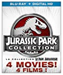 Jurassic Park 1-4 Collection [Blu-ray...