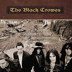 "92NEW - The Black Crowes ""My Morning Song"""