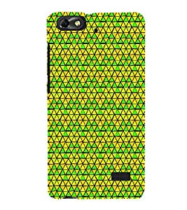 Colourful Pattern 3D Hard Polycarbonate Designer Back Case Cover for Huawei Honor 4C :: Huawei G Play Mini