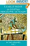 An Egyptian Hieroglyphic Dictionary V...