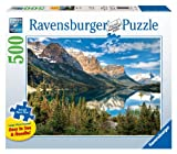 Beautiful Vista 500 PC Large Format Puzzle