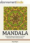 Mandala: 70 Stress Relieving Patterns...