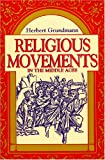 img - for Religious Movements Middle Ages book / textbook / text book