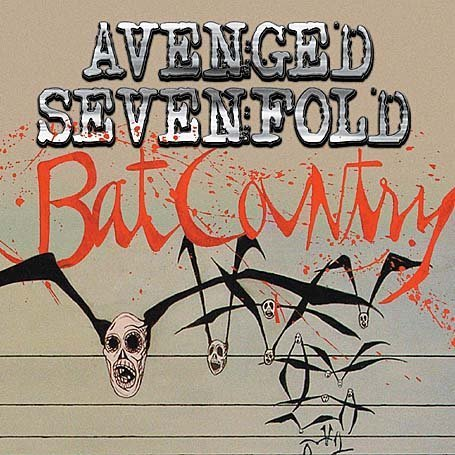 AVENGED SEVENFOLD - Bat County - Zortam Music
