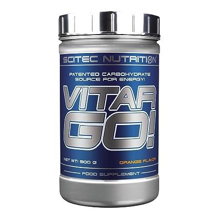 SCITEC Nutrition 100858 Formulen vor Training mit Kohlenhydrat, 1er Pack