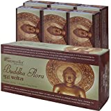 Aromatika® Buddha Flora Masala Incense Sticks (Agarbatti) Pack Of 6 (Six) Boxes