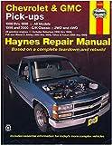 HAYNES REPAIR MANUAL for CHEVY PICK-UP NUMBER 24065
