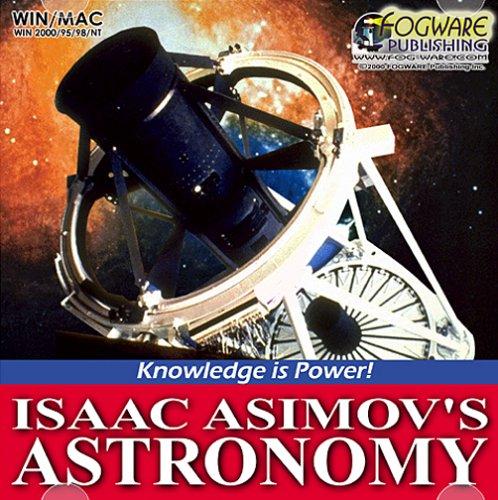 Isaac Asimov'S: Astronomy (Jewel Case)