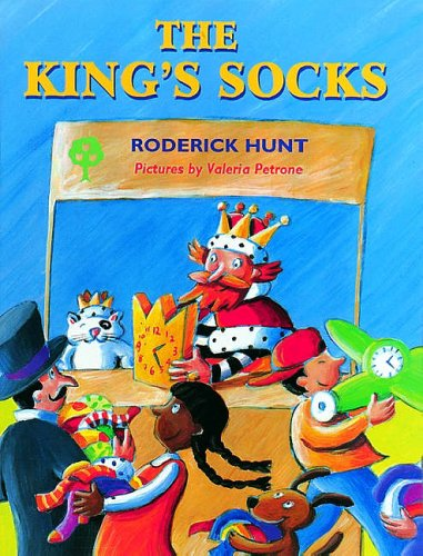 Oxford Reading Tree Rhyme and Analogy: Story Rhymes Pack B The King's Socks