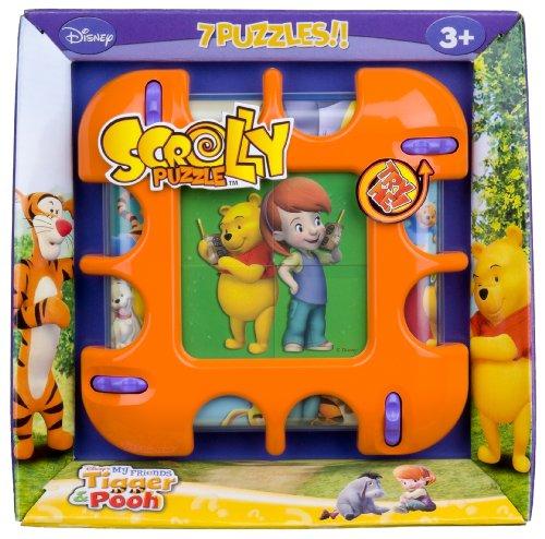 Imagen 1 de Scrolly SCRO01W- Puzzle infantil