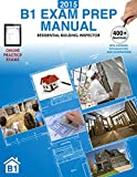 img - for 2015 B1 Exam Prep Manual: Residential Building Inspector book / textbook / text book