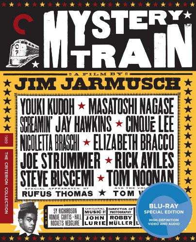 Cover art for  Mystery Train (The Criterion Collection) [Blu-ray]