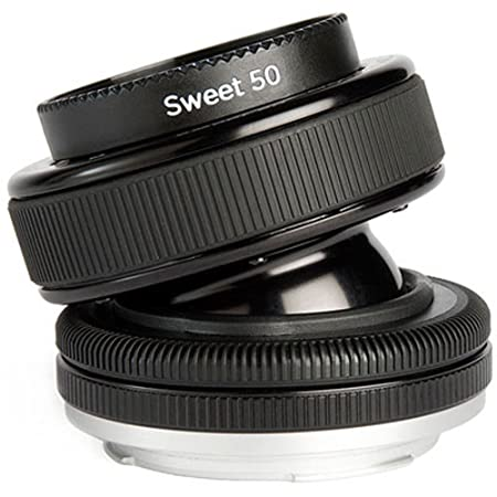 Lensbaby Composer Pro Sony Alpha incl. Sweet 50 Optik