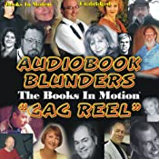 Audiobook Blunders: The Books In Motion 'Gag Reel' | [Books In Motion]