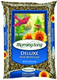 Morning Song 1022050 Deluxe Wild Bird Food Bag, 10-Pound
