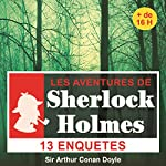 13 enquêtes de Sherlock Holmes - Les enquêtes de Sherlock Holmes | Arthur Conan Doyle