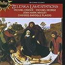 Lamentations de J�r�mie / Michael Chance, contret�nor - John Mark Ainsley, t�nor - The Chandos Baroque Players