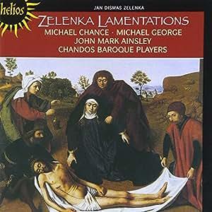 Zelenka Lamentations