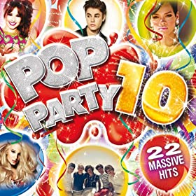 Pop Party 10 [+digital booklet]