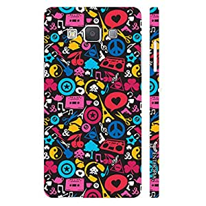 Samsung Galaxy A7 All fun in One designer mobile hard shell case by Enthopia
