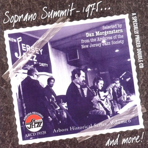 Soprano Summit 1975 by Kenny Davern and Bob Wilber