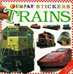 Trains (Funfax Vehicle Sticker Books)