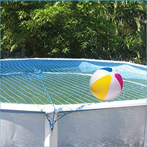 21 39 Round Above Ground Pool Safety Net By