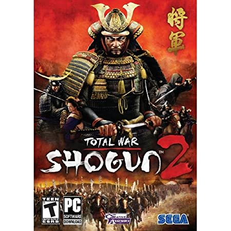 Total War: Shogun 2 [Online Game Code]