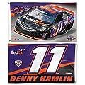 Denny Hamlin FedEx 11 2 Ply Flag