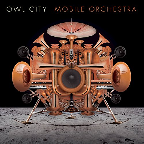 Original album cover of Mobile Orchestra by Owl City