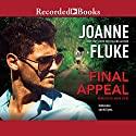 Final Appeal Audiobook by Joanne Fluke Narrated by James Colby