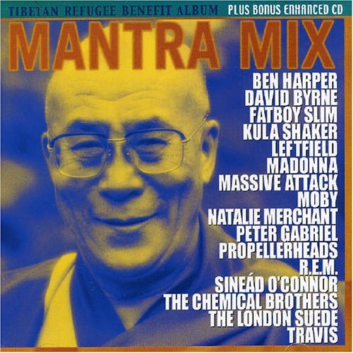 Madonna - Mantra Mix: Tibetan Refugee Benefit Album (2-CD Set) - Zortam Music