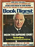 img - for BOOK DIGEST MAGAZINE, MARCH 1980, INSIDE THE SUPREME COURT, GIVING GOOD WEIGHT, SHOW PEOPLE, CONFESSIONS OF AN ART ADDICT (7) book / textbook / text book