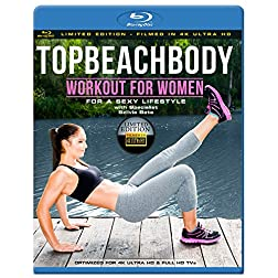 TopBeachbody 4K Workout For Women [Blu-ray]