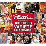 Platine, les 100 Tubes de la Variete Française 2014