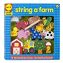 Wooden Stringing Sets - String a Farm