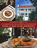 img - for Hoppin' John's Charleston, Beaufort & Savannah: Dining at Home in the Lowcountry book / textbook / text book