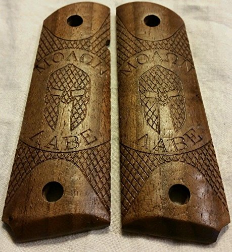 Colt 1911 Grips Full Size Walnut (1911 Bushing Compensator compare prices)
