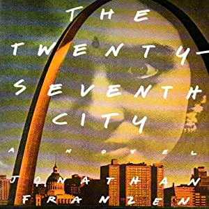 The Twenty-Seventh City Audiobook