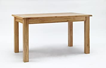 Westbury Reclaimed Oak Dining Table - 140 cm