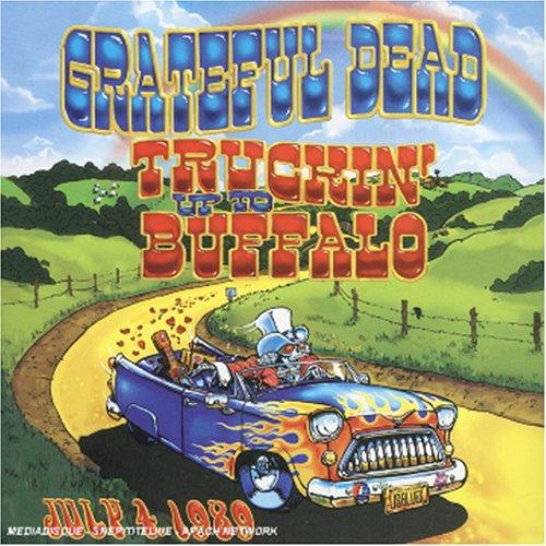 Grateful Dead - Truckin