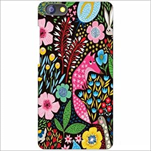 Design Worlds Back Cover Case For Huawei Honor 4X